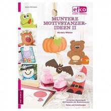 Bücher und CD / Magazines Sjov for hele familien! Bastelbuch: Frisky Motivstanzer Idéer II