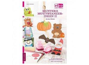 Bücher und CD / Magazines Diversión para toda la familia! Bastelbuch: Frisky Motivstanzer Ideas II