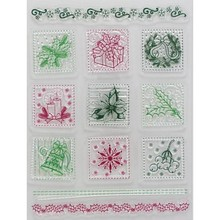Viva Dekor und My paperworld Transparent stamps, Christmas motifs