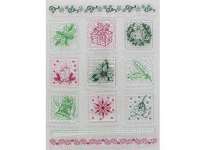 Viva Dekor und My paperworld Transparent stamps, Christmas motifs
