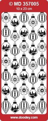 Sticker Sticker, Christmas ball