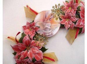 Crafter's Companion CD med mange søde jule designs