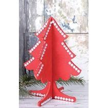 3D holze Christmas