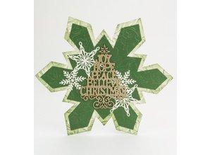 Creative Expressions Skæring og prægning stencils jul