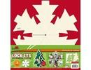 Scrapbooking ... Bastelset: 3 para Scrapbooking Mini Navidad Libros