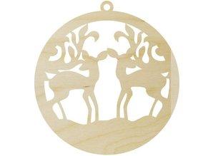 Objekten zum Dekorieren / objects for decorating Wood to decorate Christmas decoration