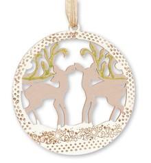 Objekten zum Dekorieren / objects for decorating Træ til at dekorere juledekoration