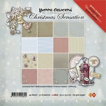 Yvonne Creations - Paperpack - Christmas Sensation