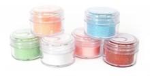 BASTELZUBEHÖR / CRAFT ACCESSORIES Glitter Polvere Pastel