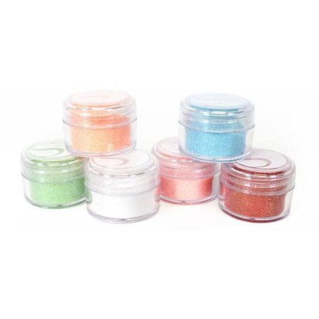 BASTELZUBEHÖR / CRAFT ACCESSORIES Glitter Powder Pastel