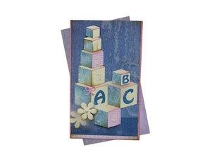 Joy!Crafts und JM Creation Gennemsigtige frimærker, Mery parti