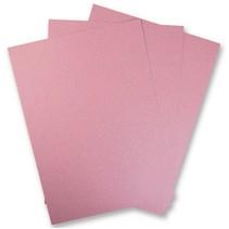 1 Bogen Metallic Karton, Extra KLASSE, in brilliant lavendel farbe!
