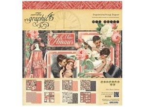 Graphic 45 Graphic 45, Designersblock, Mon Amour