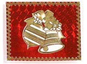 Sticker Adesivi in rilievo dettagliate, motivi natalizi
