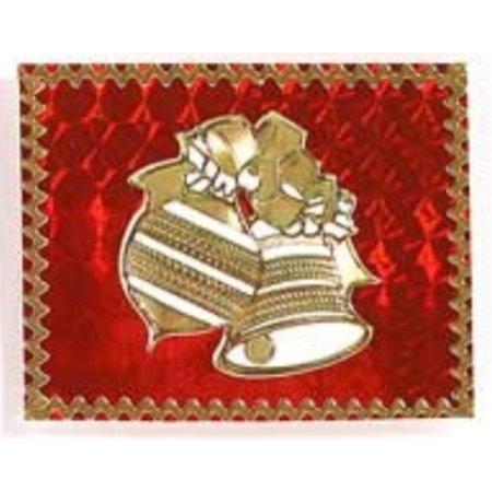 Sticker Pegatinas en relieve detallado, motivos navideños