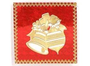 Sticker Detaljerede prægede klistermærker, julemotiver