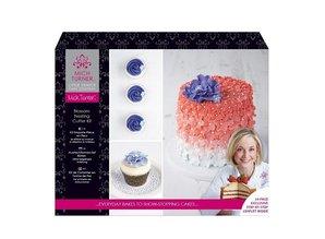 Exlusiv Eine exklusive Little Venice Cake Blüten Set
