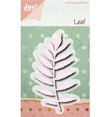 Joy!Crafts und JM Creation Skæring og prægning stencils Joy Crafts, blad