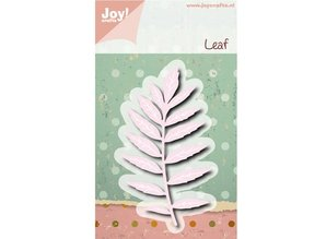 Joy!Crafts und JM Creation Corte y estampado en relieve plantillas Alegría Oficios, hoja