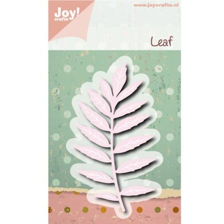 Joy!Crafts und JM Creation Skæring og prægning stencils Joy Crafts, blad
