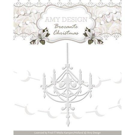 Amy Design Stanz- und Prägeschablonen, Kronleuchter