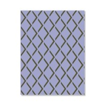 embossing Präge Folder Craft Begreber Embossing Folder, Diamond Shadows