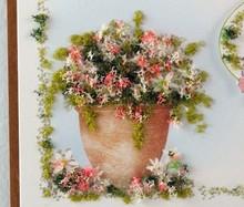 BASTELZUBEHÖR / CRAFT ACCESSORIES Flower Soft, Herbst Farbe