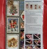 Exlusiv Bastelset vedrørende udformning af 4 vandfald kort til jul