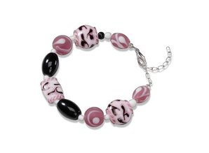 Schmuck Gestalten / Jewellery art Bastelsets Serafina smykker sæt