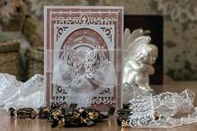 Spellbinders und Rayher Stempling og prægning stencil, Spellbinders, Nestabilities Card Creator