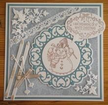 Marianne Design Timbri, motivi natalizi