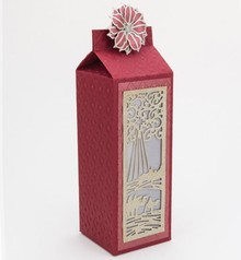 Creative Expressions Punching and embossing stencil The Festive Collection - Wise Men Mini Striplet