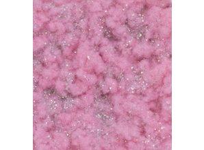BASTELZUBEHÖR / CRAFT ACCESSORIES Velvet pulver, Sparkling Pink, 10 ml