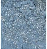 BASTELZUBEHÖR / CRAFT ACCESSORIES Samtpuder, Sparkling Baby blau, 10ml