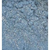 Velvet pulver, Sparkling Baby blå, 10 ml