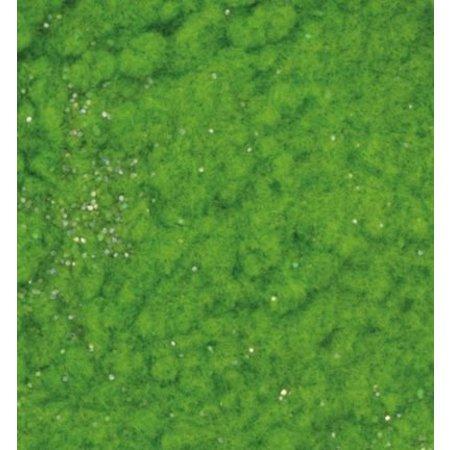 BASTELZUBEHÖR / CRAFT ACCESSORIES Samtpuder, Sparkling hell grün, 10ml