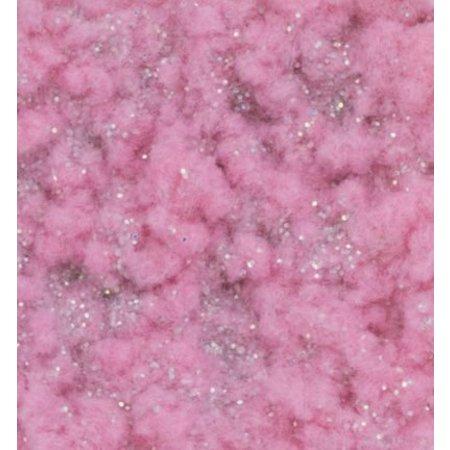 BASTELZUBEHÖR / CRAFT ACCESSORIES Samtpuder, Sparkling Baby Pink, 10ml