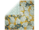 Designer Papier Scrapbooking: 30,5 x 30,5 cm Papier 1 sheet Rosen Designer Paper