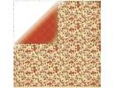 Designer Papier Scrapbooking: 30,5 x 30,5 cm Papier Papel de diseñador 1 del arco, en el ático - Closet