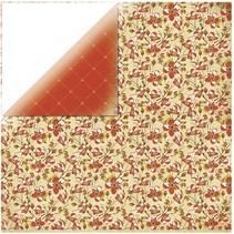 1 Bogen Designerpapier, In the Attic - Closet