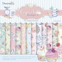 Designerblock, Cupcake Boutique, 72 Blatt