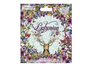 DESIGNER BLÖCKE  / DESIGNER PAPER Designer Block, Bohemian, Journal 48