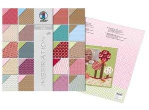 "Designer Papier Scrapbooking: 30,5 x 30,5 cm Papier Designerblock, Inspiration ""Lotta"""
