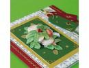 Exlusiv Tarjetas de Navidad Bastelset