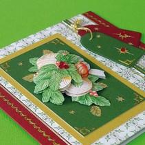 Julekort Bastelset