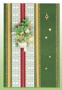 Exlusiv Weihnachtskarten Bastelset