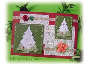 Exlusiv Christmas cards Bastelset