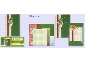 Exlusiv Christmas cards Bastelset