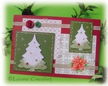 Exlusiv Cartoline di Natale Bastelset