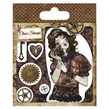 Stempel / Stamp: Transparent I timbri trasparenti, Santoro Willow